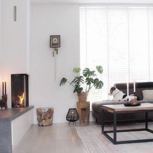 Breng Rust In Huis Met Een Natuurlijke Inrichting Blooming Home